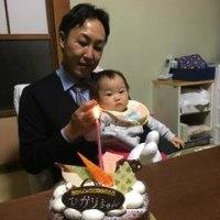 一歳の誕生日♪