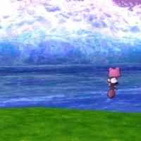 ドラクエ10かおりん『水の領域』に進撃開始す。
