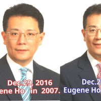 Eugene Ho Profile Photo Retro