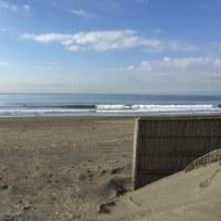 今日の波  2月25日