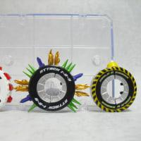 S.H.Figuarts 仮面ライダードライブタイプトライドロン タイヤカキマゼールセット
