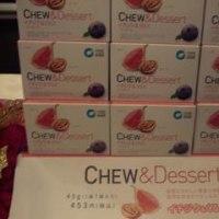 RSP55 サンプル百貨店 ジーダブリュー CHEW&Dessert
