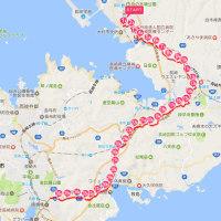長崎街道/大村〜長崎37km