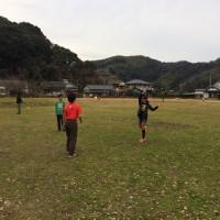 陸上練習(H29.1.7)