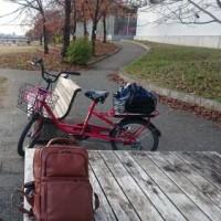 自転車通勤で足がパンパン