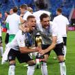 ドイツ代表、チリとの戦いを勝ち抜きコンフェデレーションズカップ優勝。