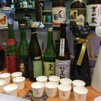 日本酒飲み会