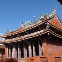 台南に行ってみた。