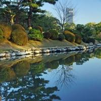 立春・縮景園 170204
