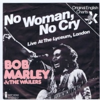 No.254 ボブ・マーリィ&ザ・ウェイラーズ/ノー・ウーマン、ノー・クライ (1974)