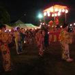 自治会の盆踊り