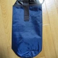 ダイソー ペットボトルホルダー 1.5L用 巾着タイプ