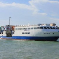 HaTien~Phu Quoc 間に高速フェリー就航i