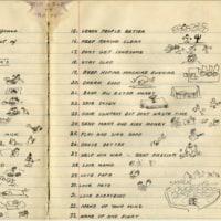 アメリカのフォークシンガーの1943年の新年の誓い。