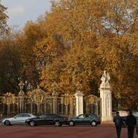 ロンドン バッキンガム宮殿 6