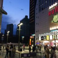 新宿の街  2017