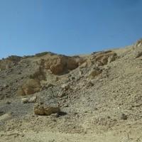 エジプト、ルクソール西岸、ハトシェプスト女王葬祭殿、王家の墓