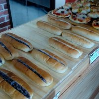白川小学校の近くにパン屋さんが出来ましたよ・・・コパン(八重瀬町)