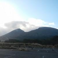 4月24日(月)のえびの高原