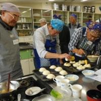 10月 シニア男性料理クラブ
