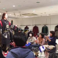 ファッションショーに行ってきました^^;