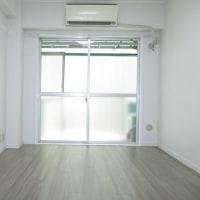 サンハウス×ISEYA 1Kの大規模修繕(居室編)