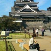 2年前の熊本城