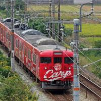 ファジアーノ岡山 ラッピング列車
