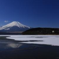 富士山と空 山中湖~by 空倶楽部