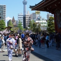 URBAN TRAIL TOKYO 2017.4.23