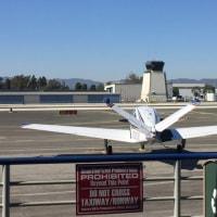 フライトログ:飛行機でロサンゼルス案内
