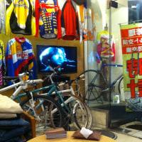 湘南江の島の自転車店「JB's」のリニューアルオープンで「くつろぎスペース」を拡大です!