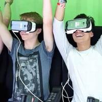 VR仮想世界project sansar