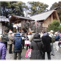 まだまだ寒さ厳しいころ(^^♪高槻ガイド候補の研修会「JR高槻駅周辺」コースのサポートに