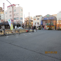 1月23日 本日は谷保駅で議会報告会の宣伝活動を行いました
