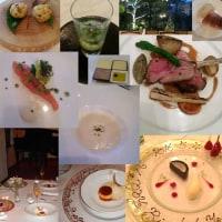 八事、雲雀ヶ岡 老舗フレンチレストラン 「シェ・コーベ」でお祝い