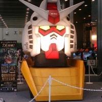 METAL ROBOT魂 騎士ガンダムの展示