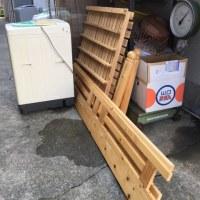 ベッド家具他持込み処分出来ます。熊本市北区 リサイクルワンピース➿0120-831-962