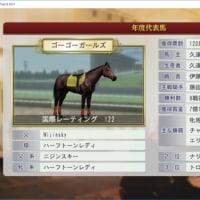 自家生産馬を名牝にするウイポ8-2017日記1995年