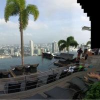 マリナーベイホテル、シンガポールにて