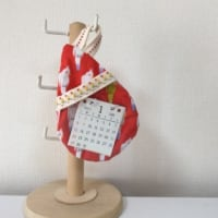 インコさんのしずくカレンダー