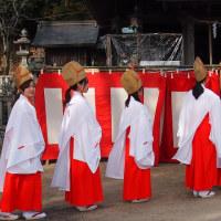 厄除大祭  (神戸市北区山田町  六條八幡神社)  その1