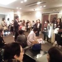安倍総理奥様の講演会とシンポジウム IN 滋賀県八日市