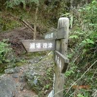 東赤石山へ(1,706m)~(H・29・6・05)