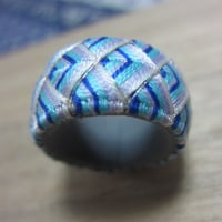 指ぬき    青海波