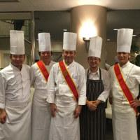 エスコフィエの弟子たちの創る「大分のフランス料理を食べる会」