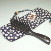 頭髪の静電気対策は櫛から