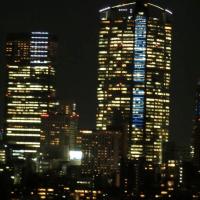 目黒区三田13階からの夜景