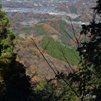 山梨県上野原市「高柄山」を登る。その2