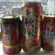 「冬のビール」